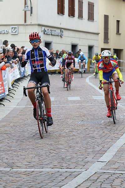 Belletta vince a Costamasnaga (Foto Kia)
