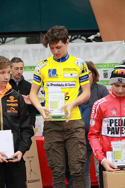 Manuel Oioli vince la challange dei 2° anno (Foto Kia)