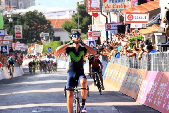 Gorka Izagirre Insausti vince a Peschici (JC Faucher)