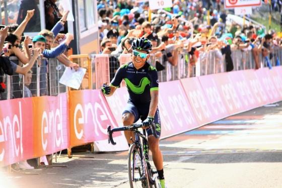 Quintana vince sul Blokhaus (JC Faucher)