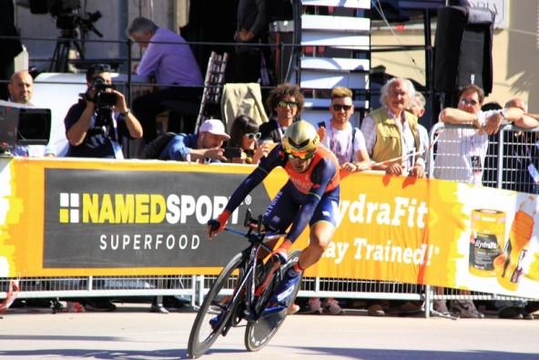 Vincenzo Nibali (Foto di Jean Claude Faucher)