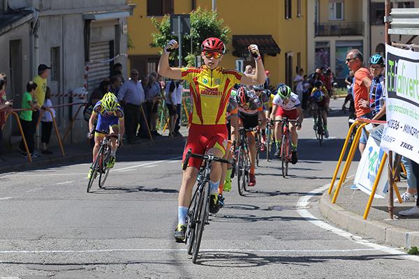 Manuel Oioli vince a Vertemate con Minoprio (Foto Kia)