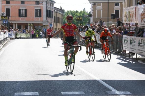 Muraro vince a Castellucchio (Foto Soncini)