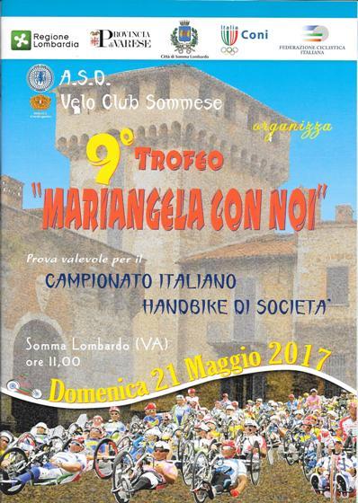 21.05.2017 - LOCANDINA MARIANGELA CON NOI