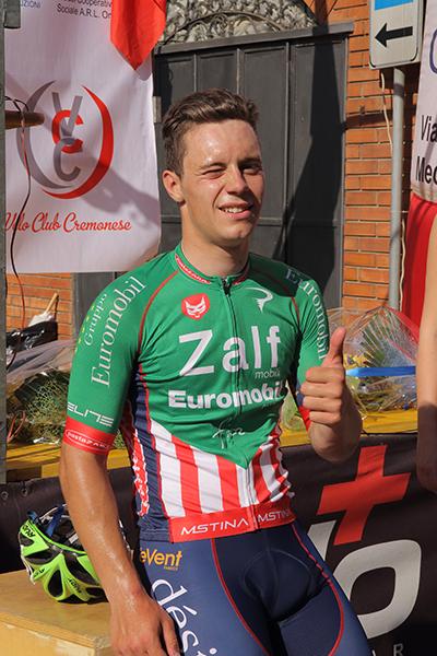 Moreno Marchetti (Foto Kia Giuseppe Castelli)