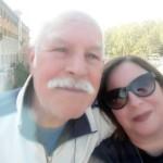 Mario Caldaro e Signora Neva