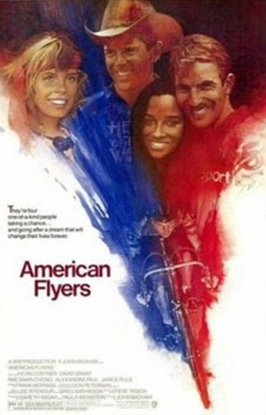 La locandina di American Flyers