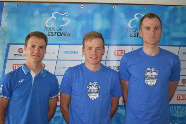Conferenza Stampa presentazione Tour Of Estonia 2017 (Foto di TaneRungi)