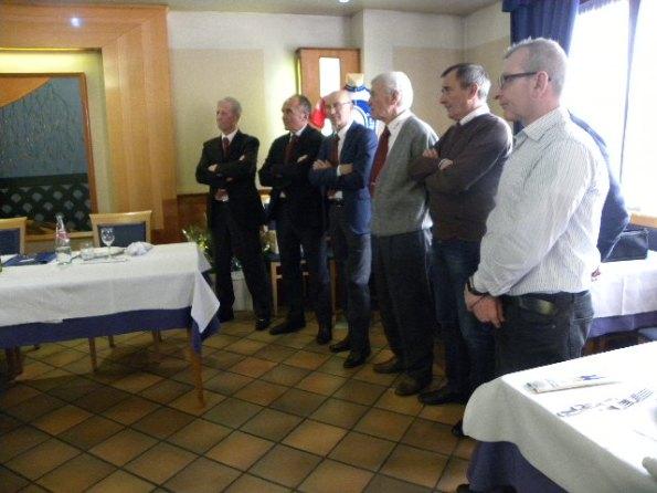 Il nuovo Consiglio Direttivo del GS Jerago (Foto Nastasi)