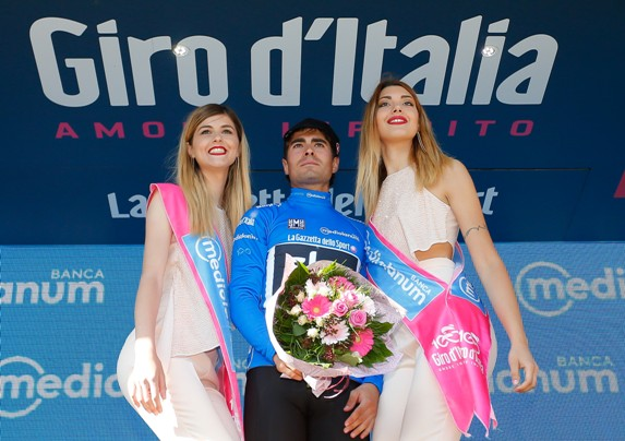 Giro d'Italia 2017 - 100a edizione -  Tappa 19 - da San Candido(Val di Fassa) a Piancavallo -  191 km ( 118,6 miglia )