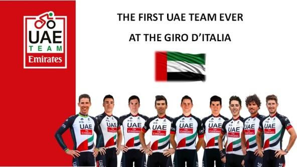 La Squadra per il Giro100