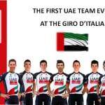 La squadra per il Giro100 (Foto Pisoni)