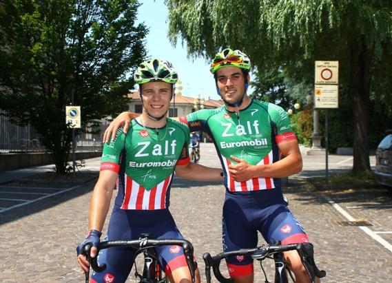 Calderaro e Marchetti (Foto Berry)