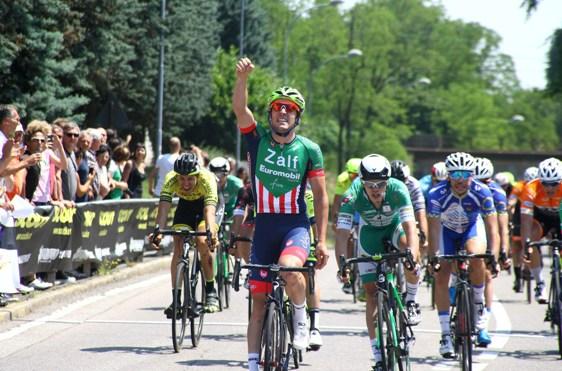 Calderaro vince a Pregnana Milanese (Foto di Berry)