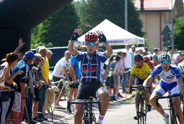Belletta : A Rescalda di Rescaldina, 10^ vittoria stagionale (Foto Berry)