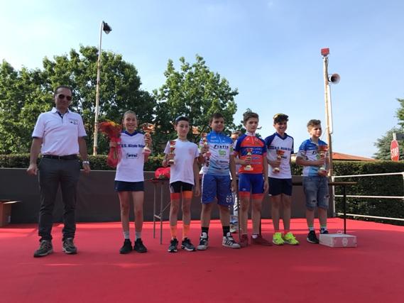 Trofeo Don Orione Giovanissimi - Categoria G5 - Premiazioni