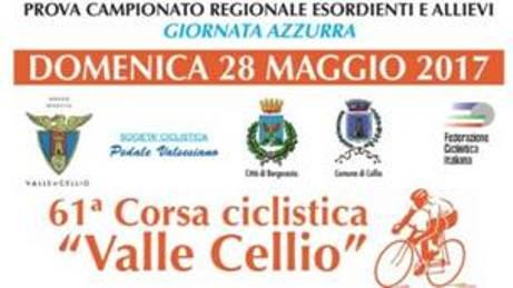 28.05.2017 - Locandina 61^ Valle Celio