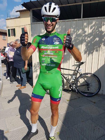 Luca Raggio vincitore Trofeo Matteotti