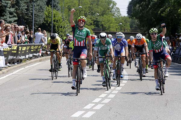 Calderaro vince a Pregnana Milanese (Foto Pisoni)