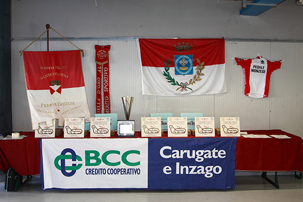 I Premi in mostra (Foto Kia)