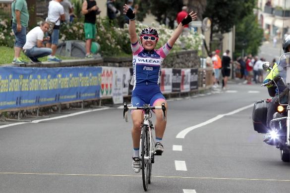 Donna Esordiente Emma Redaelli vince a Bedizzole