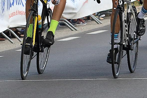 Milone-Parini : Duello all'ultimo millimetro (Foto di Giuseppe Castelli Kia)