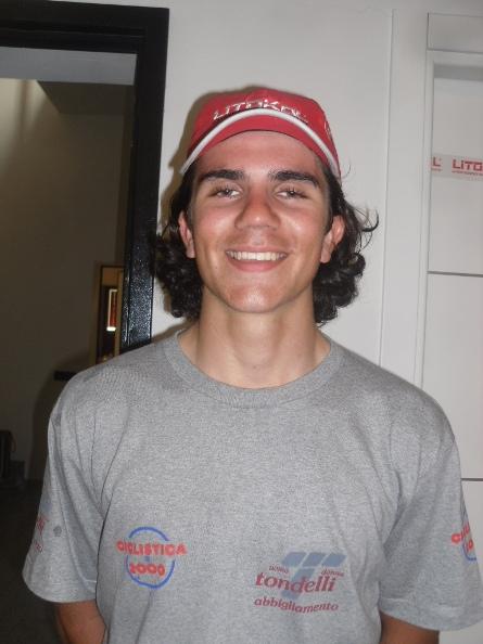 Matteo Pongiluppi neo campione provinciale Juniores Reggio Emilia