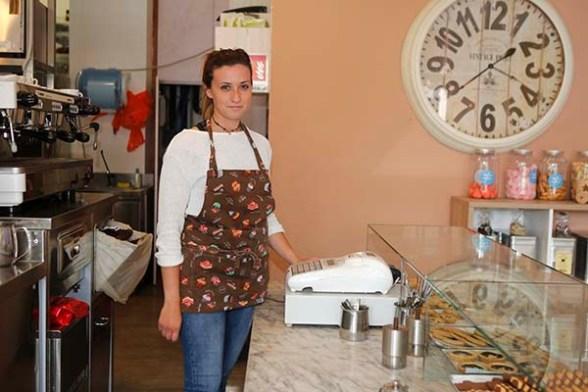 Martina Gallo Stampino (Foto di Antonio Pisoni)
