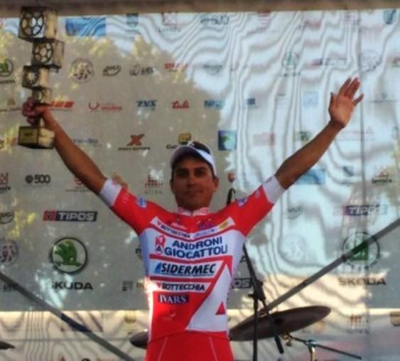 Malucelli vince a Nitra