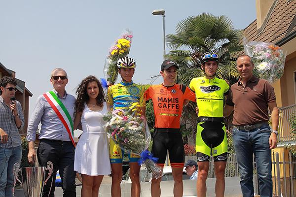 Podio con Dagnoni, Sindaco e Miss Flavia Belingheri (Foto Kia)