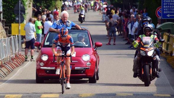 Lorenzo Pollicini vince il Trofeo Squillaro a Piatto