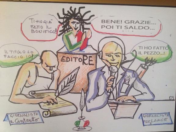 14.06.2017 - Vignetta per Romano Pezzi