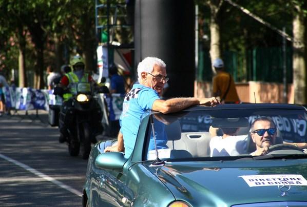 Auto Direttore di Corsa (Foto Berry)