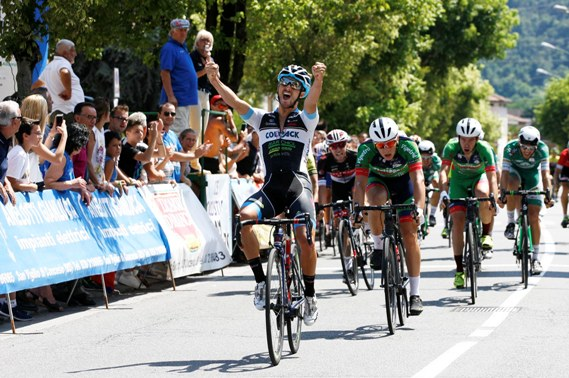 Leonardo Bonifazio vince a San Viglio di Concesio (Rodella)