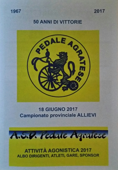 Logo Pedale Agratese (Foto Berry)