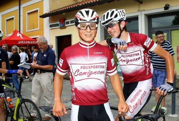 Pietro e Lori Ferrari (Foto Berry)