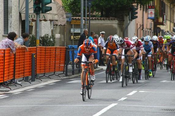 Un passaggio in centro a Gessate (Foto Berry)