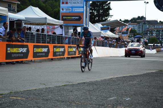 Davide Rebellin, un esempio per tanti giovani Italiani (e non solo del ciclismo) grande attaccante e sempre fiero (Foto Mule)