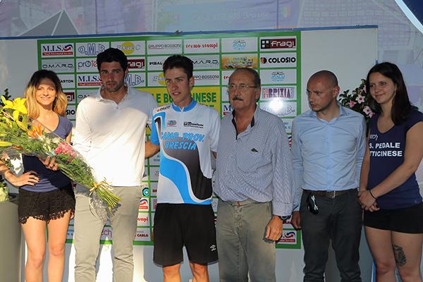 Alessandro Bresciani Campione Provinciale di Brescia U23 (Foto Kia)