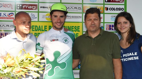 Umberto Marengo, Campione Regionale Lombardo Elite (Foto di Kia)