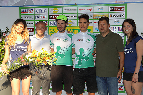 I due Campioni Regionali Lombardi (Foto Kia)