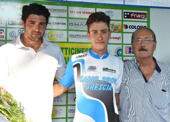 Alessandro Bresciani Campione Provinciale di Brescia U23 (Foto di Kia)