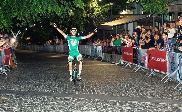 Tagliani vince in Ungheria (Foto Rodella)
