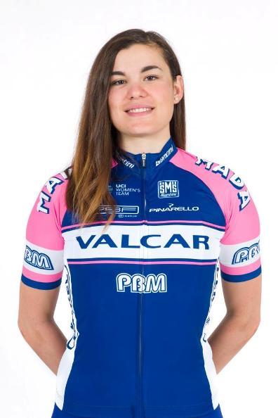 Claudia Cretti del Team Valcar-Pbm