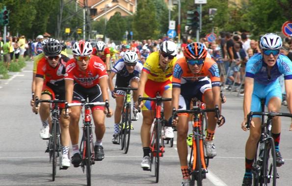 Luca Distasi vince a Bareggio l'8° Trofeo Gianni Tagliabue (Foto Berry)