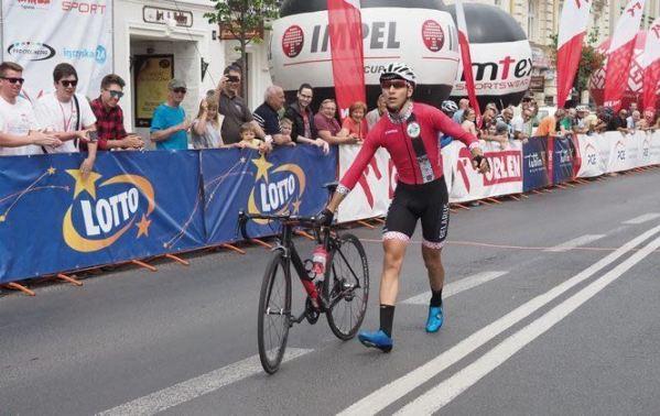 Harakhvik appiedato, conquista il 2^ posto in una gara in Polonia