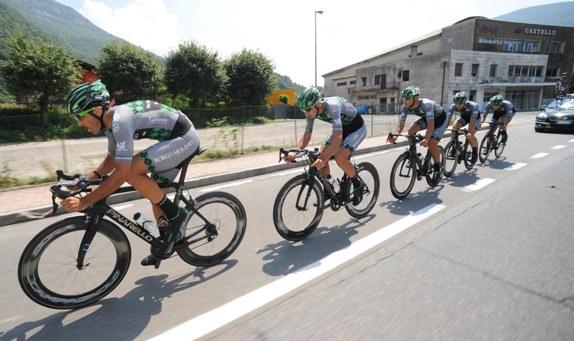 Team Borgo Molino, 2^ classificato (Foto Rodella)