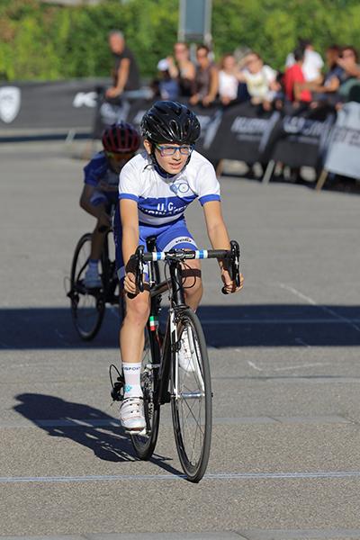 Simone Castelli vince tra i G4 (Foto Kia)