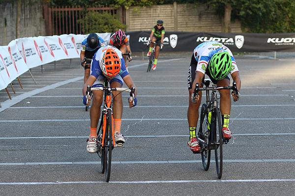 Barbuto Riccardo vince tra i G6 (Foto Kia)