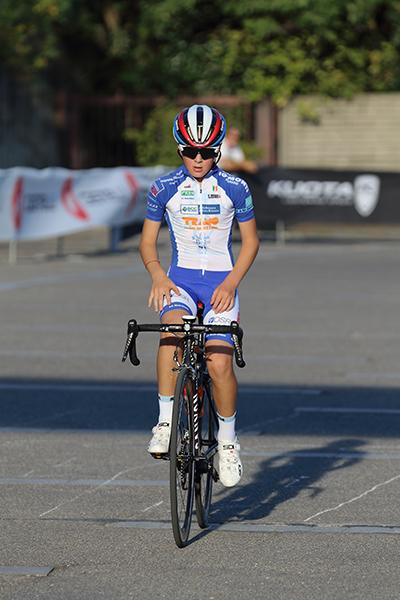 Thomas Rigamonti vince tra i G5 (Foto Kia)